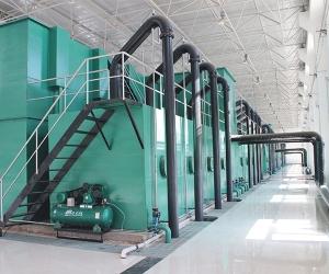 常德重力式一体化净水设备