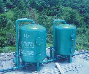 常德组合式一体化净水设备