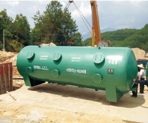 卧式一体化净水设备厂家