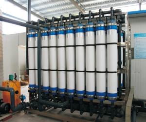 纺织厂中水回用工程
